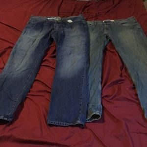 Other - Nautica and Levi jeans